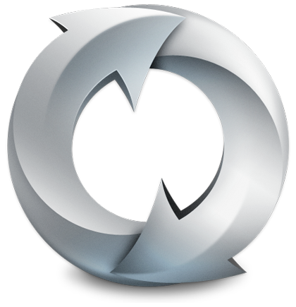 An Image Of The Software Update Icon In Mozillas Firefox